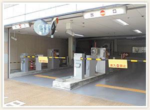 車番認識システム&自動開閉ゲート